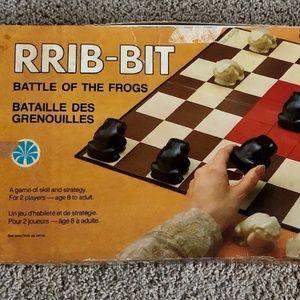 Vintage Rrib-bit Board Game by Genesis Enterprises